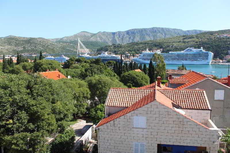 Zdravka in Dubrovnik, Croatia