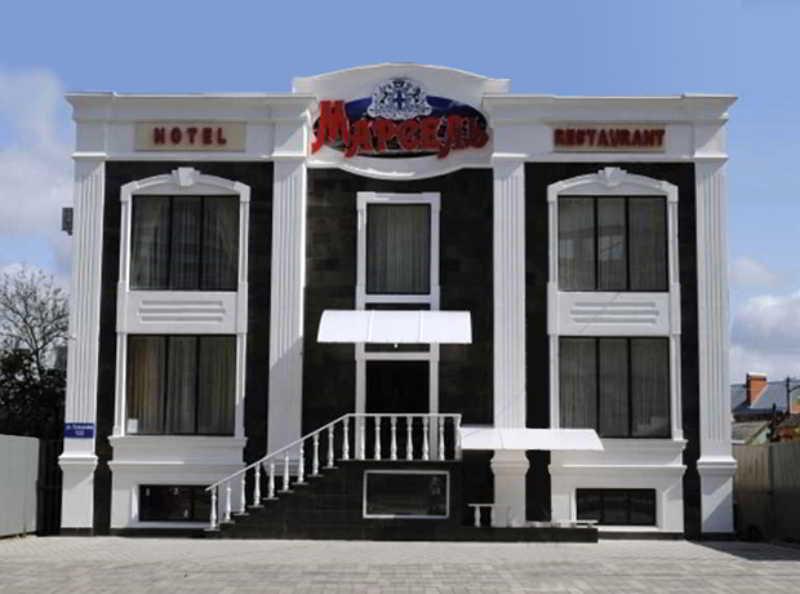 Marsell in Krasnodar, Russia