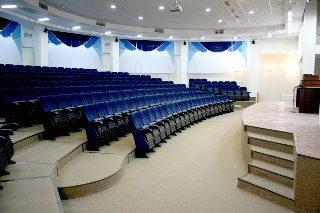 Siberia IEBC in Krasnoyarsk, Russia