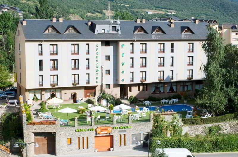 Ofertas de hoteles en sort espa a viajes el corte ingles for Hoteles recomendados en madrid