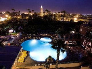 Hotel les Almoravides in Marrakech, Morocco
