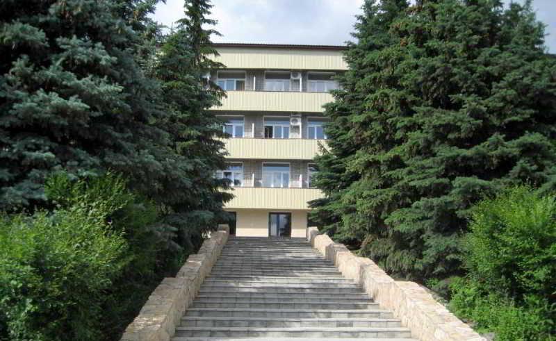 Park Hotel Bohemia in Saratov, Russia