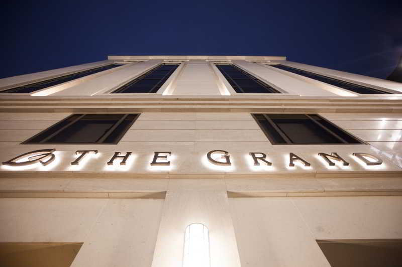 The Grand Hotel Myeongdong in Seoul, South Korea