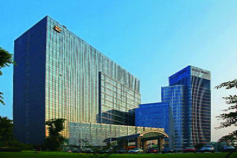 Grand Metro Park Hotel Chongqing