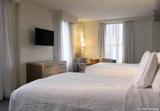 納什維爾市中心萬豪國際萬怡酒店