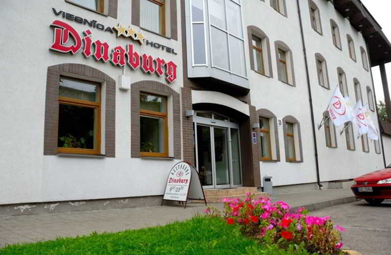 Dinaburg in Daugavpils, Latvia