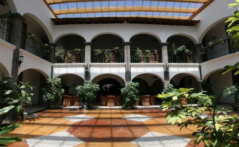 Arcadas San Miguel de Allende