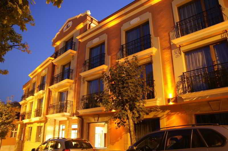 Spa Club Central in Plovdiv, Bulgaria