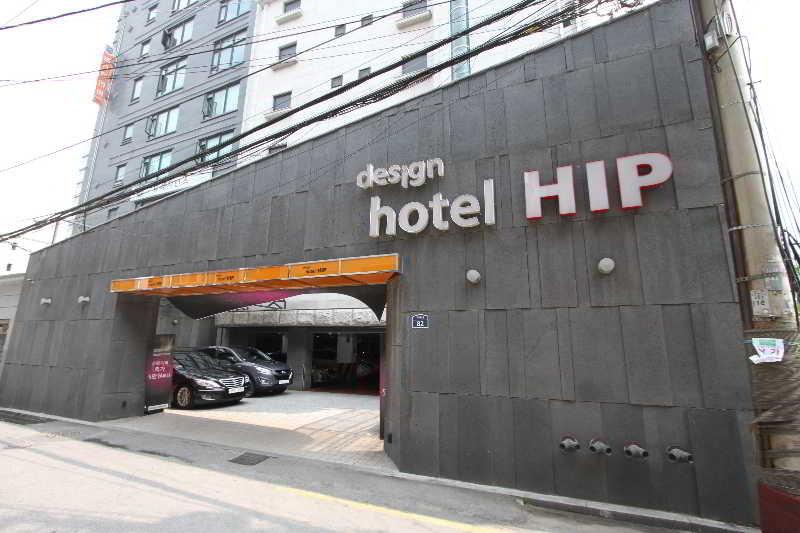 Hip Hotel Shinchon in Seoul, South Korea
