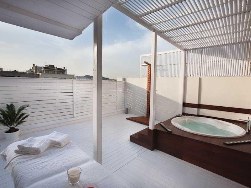 Luxury Centic Penthouse Terraces
