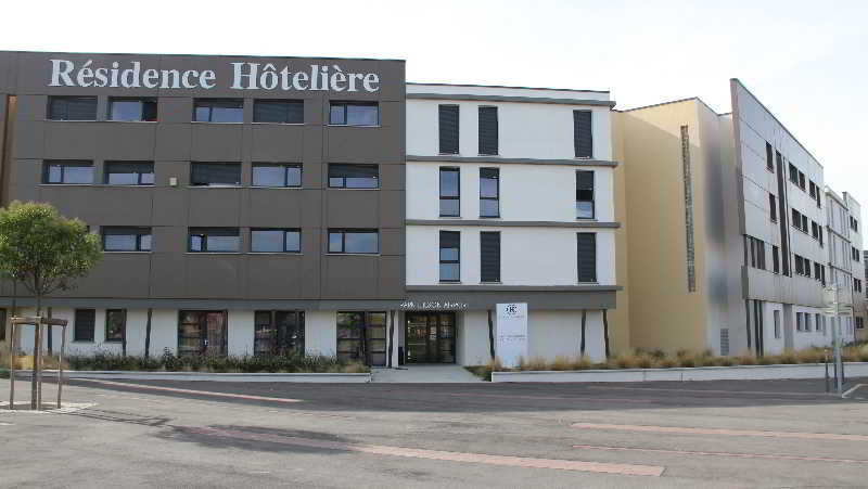 Hotel residence hoteliere park wilson airport colomiers for Residence hoteliere madrid