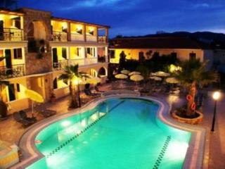 Zante Plaza Hotel & Apartments in Zante, Greece