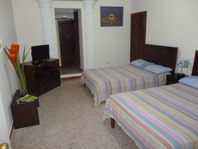 Aparta Hotel Tom Suites Cartagena