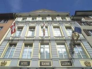 BEST WESTERN Hotel Krone in Lucerne, Switzerland