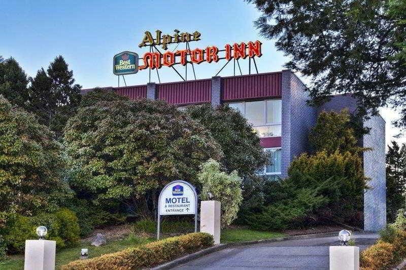Hotel Best Western Alpine Motor Inn Katoomba Viajes
