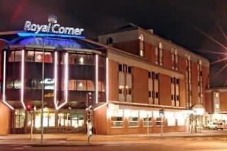 BEST WESTERN Hotel Royal Corner
