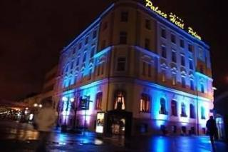 BEST WESTERN PLUS Palace Hotel Polom