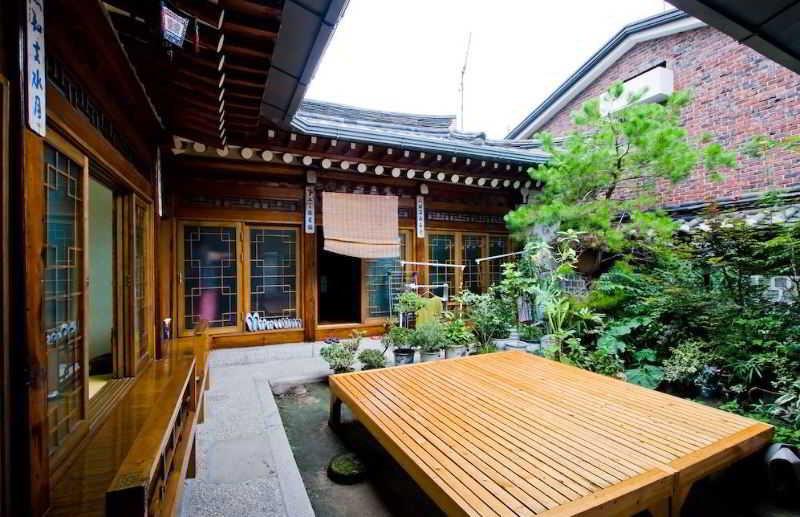 Friends House in Seoul, South Korea