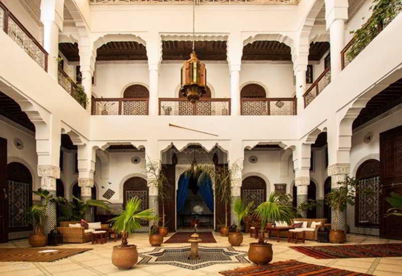 Riad Razane in Fes, Morocco