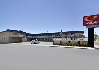 Econo Lodge Fallon Naval Air Station Area