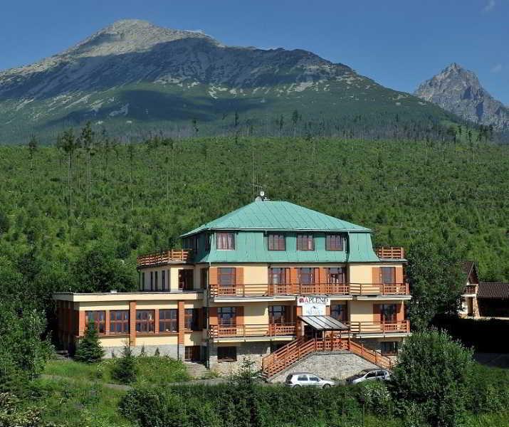 Aplend Mountain Resort in Tatras, Slovakia