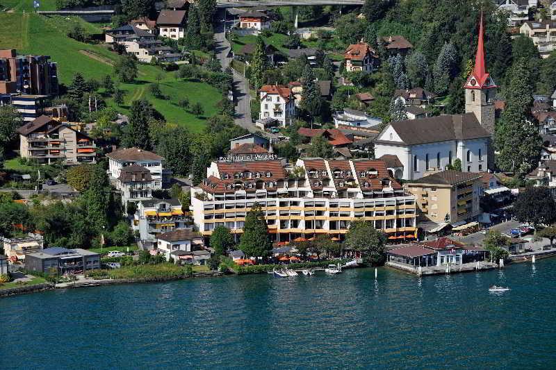 POHO Post Hotel Weggis Swiss Quality in Lucerne, Switzerland