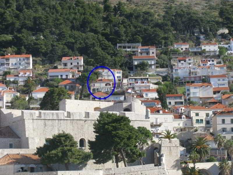 Rooms-House With Garden in Dubrovnik, Croatia
