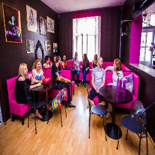 Pink Panthers Hostel in Krakow, Poland