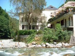 Auberge Des Deux Rivieres in French Pyrenees, France