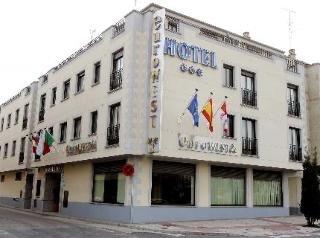 Hotel Eurowest - Salamanca
