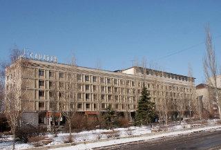 Riviera in Saratov, Russia