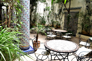 Viajes Ibiza - Riad Jardin Chrifa