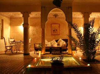 Riad Nomades in Marrakech, Morocco