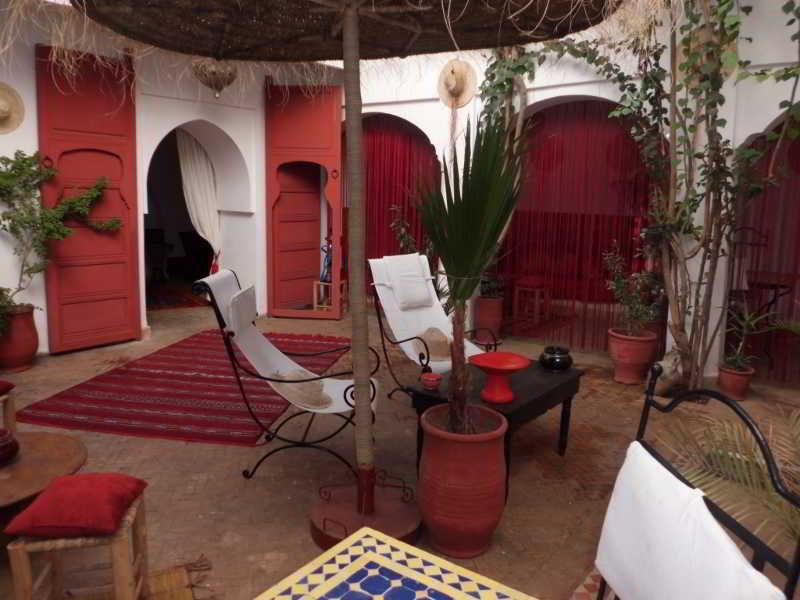 Riad La Casa in Marrakech, Morocco