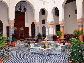 Riad Ahlam in Fes, Morocco