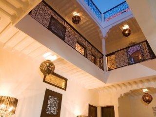 Riad Elizabeth in Marrakech, Morocco