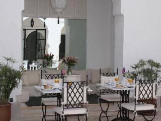 Riad Chi Chi in Marrakech, Morocco