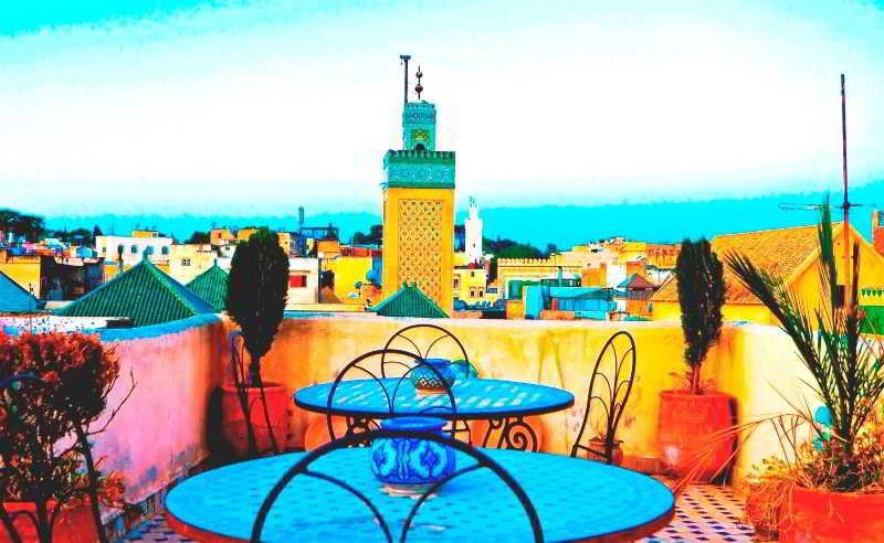 Viajes Ibiza - Riad Hala