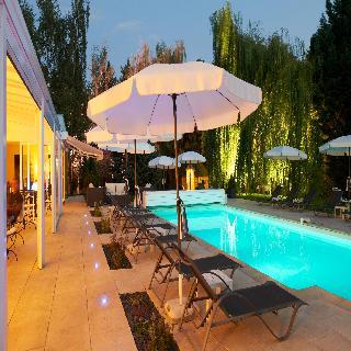les jardins d 39 adalric hotel en obernai viajes el corte ingl s. Black Bedroom Furniture Sets. Home Design Ideas