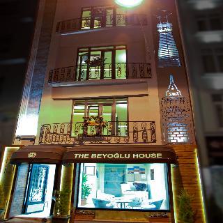 The Beyoglu House