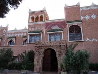 Riad Hotel Soleil Bleu in Boumalene, Morocco