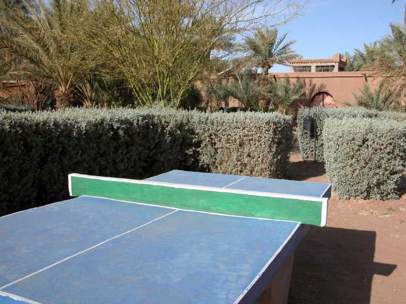 Le Dromblanc in Ouarzazate, Morocco