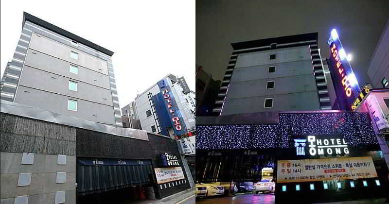 Mong Hotel Jongno in Seoul, South Korea
