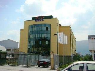 Hotel Porta in Skopje, Macedonia