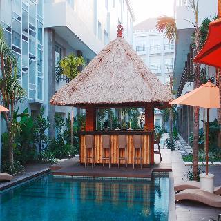 B Hotel Bali Spa Sunset Road Kuta Lodgings In