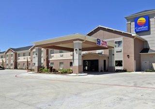Comfort Inn & Suites DeSoto Parish