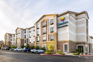 Comfort Inn & Suites 拉斯維加斯內利斯酒店