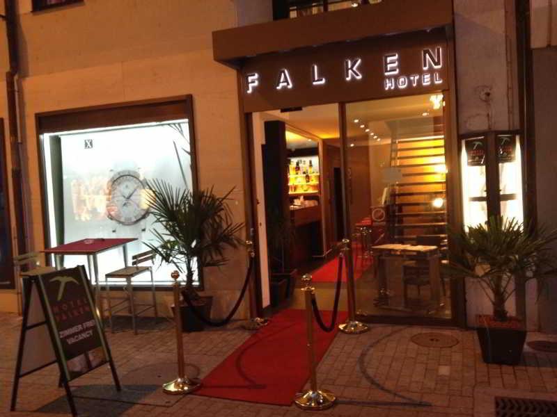 Hotel Falken in Lucerne, Switzerland