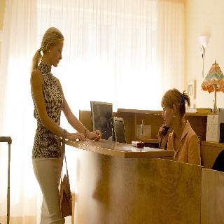 Hotel Set in Bratislava, Slovakia