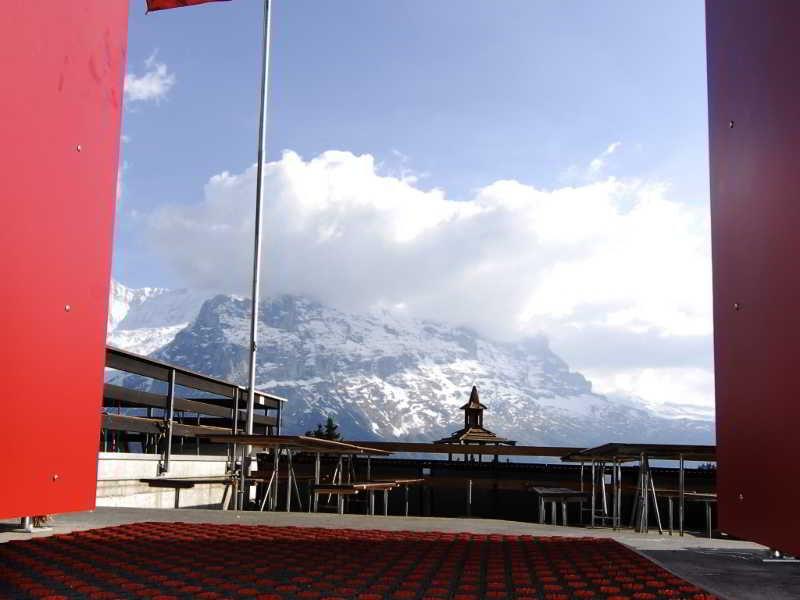 Berghaus Bort in Swiss Alps, Switzerland